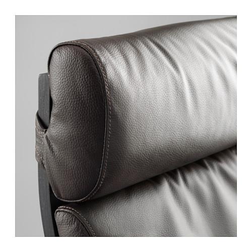 POÄNG - 扶手椅, 棕黑色/Glose 深褐色 | IKEA 香港及澳門 - PE585676_S4