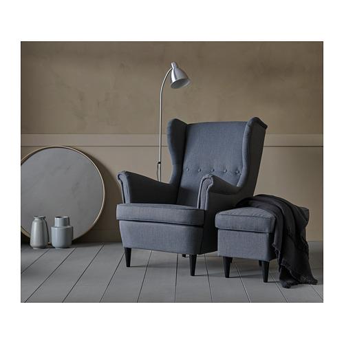 STRANDMON - 扶手椅, Nordvalla 深灰色 | IKEA 香港及澳門 - PH152004_S4