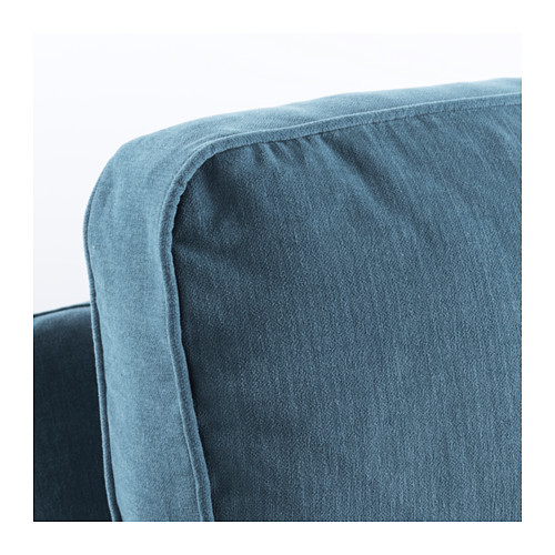 STOCKSUND - armchair, Ljungen blue/black/wood | IKEA Hong Kong and Macau - PE585794_S4