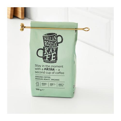 TEMPERERAD 咖啡量匙連夾