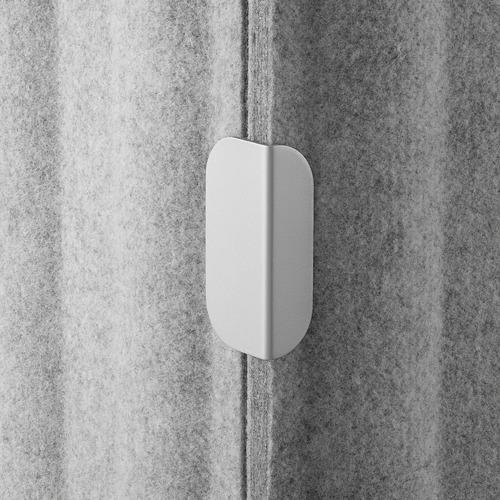 EILIF - screen for desk, 160x48cm, grey | IKEA Hong Kong and Macau - PE791200_S4