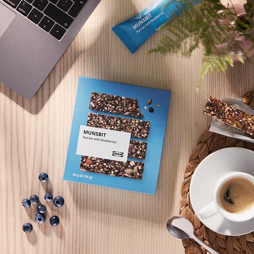 MUNSBIT - nut bar, with blueberries | IKEA Hong Kong and Macau - PE791202_S4