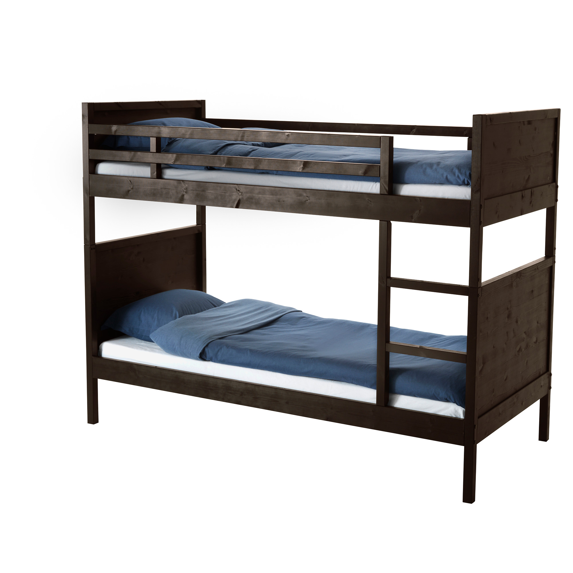 Picture of: Norddal Bunk Bed Frame Black Brown Ikea Hong Kong And Macau