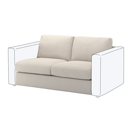 VIMLE - 2-seat section, Gunnared beige | IKEA Hong Kong and Macau - PE647593_S4