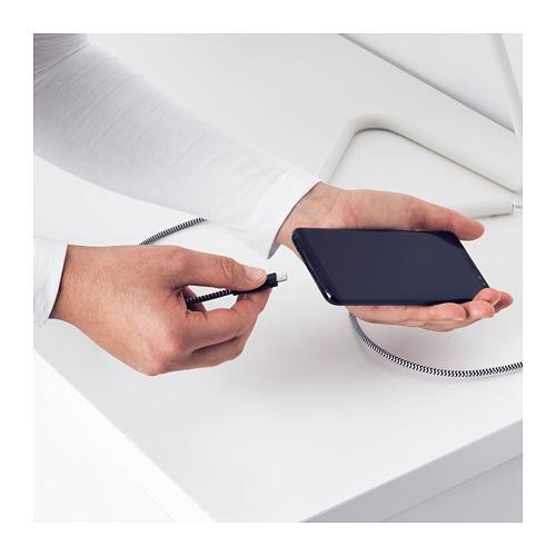 LILLHULT USB電線