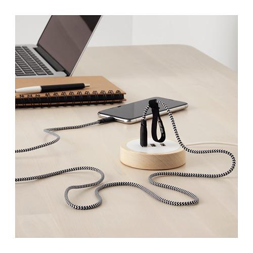 LILLHULT Lightning至USB連接線