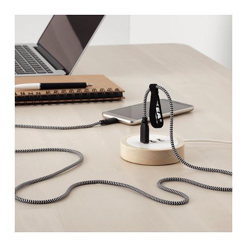 LILLHULT Micro-USB傳輸線