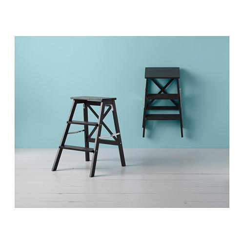 BEKVÄM - 摺梯,3級, 黑色 | IKEA 香港及澳門 - PH142897_S4
