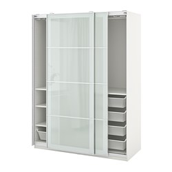 PAX/SEKKEN - wardrobe combination, 150x66x201.2 cm  | IKEA Hong Kong and Macau - PE777571_S3