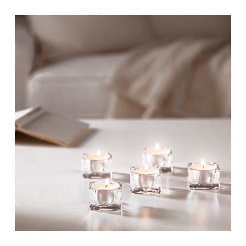 GLASIG - 燭燈座, 透明玻璃 | IKEA 香港及澳門 - PE586192_S4