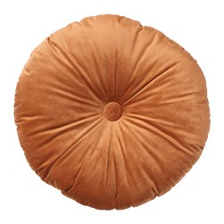 KRANSBORRE - cushion, golden-brown | IKEA Hong Kong and Macau - PE777667_S3