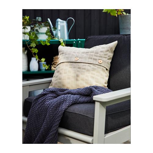 BONDHOLMEN - armchair, outdoor, grey stained | IKEA Hong Kong and Macau - PH166326_S4