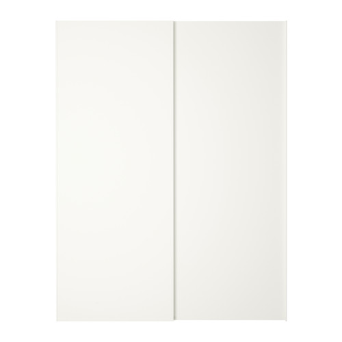 HASVIK - pair of sliding doors, white | IKEA Hong Kong and Macau - PE287431_S4