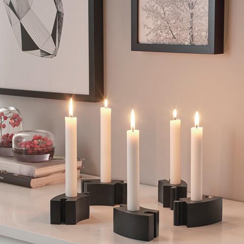 VÄRMER candlestick/tealight holder