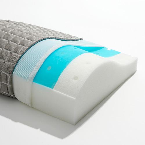 BORTBERG - lumbar cushion, grey | IKEA Hong Kong and Macau - PE836963_S4