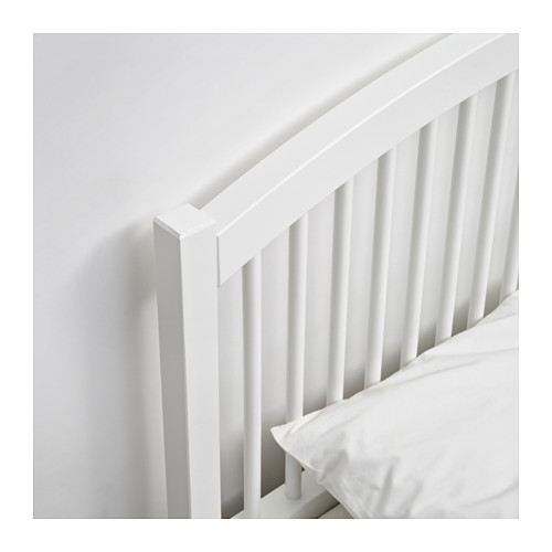TYSSEDAL - bed frame, white | IKEA Hong Kong and Macau - PE648258_S4