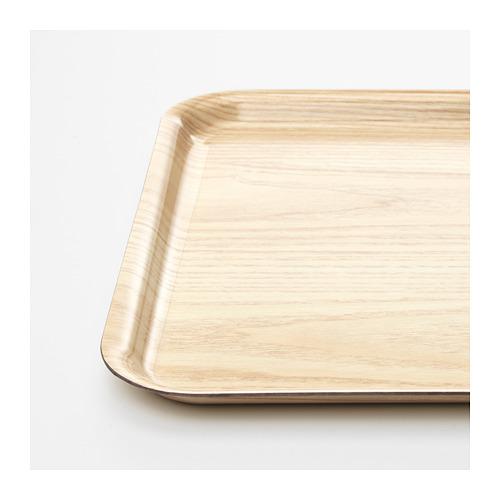FÖRMEDLA - tray with anti-slip, wood effect | IKEA Hong Kong and Macau - PE648303_S4