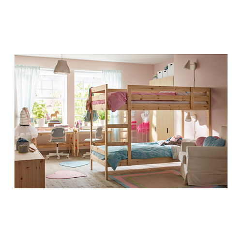 MYDAL - bunk bed frame, pine | IKEA Hong Kong and Macau - PH141027_S4