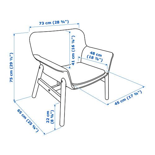 VEDBO - 扶手椅, Gunnared 淺綠色   IKEA 香港及澳門 - PE695638_S4