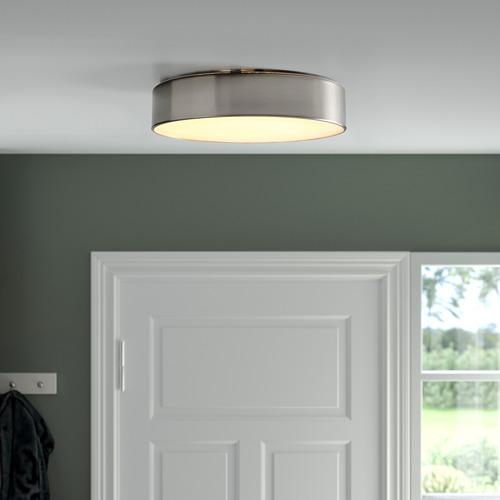 VIRRMO - LED天花燈, 鍍鎳   IKEA 香港及澳門 - PE777822_S4