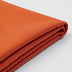 SÖDERHAMN - cover for 3-seat section, Samsta orange | IKEA Hong Kong and Macau - PE777855_S3