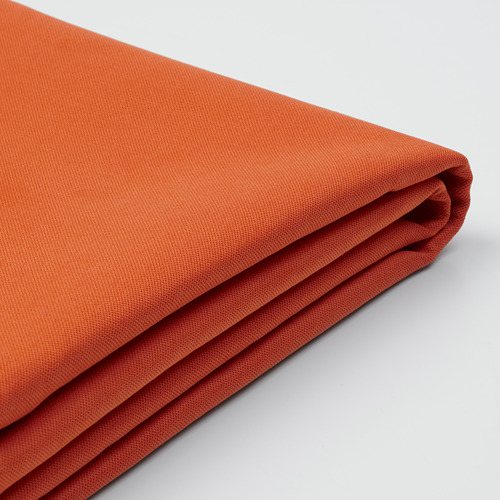 SÖDERHAMN - cover for 1-seat section, Samsta orange | IKEA Hong Kong and Macau - PE777855_S4