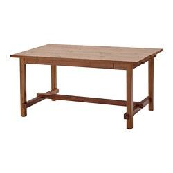 NORDVIKEN - 伸延餐檯, 仿古染色 | IKEA 香港及澳門 - PE777857_S3
