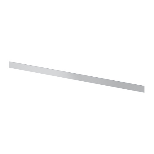 FÖRBÄTTRA - cover strip and fittings, stainless steel colour | IKEA Hong Kong and Macau - PE695661_S4