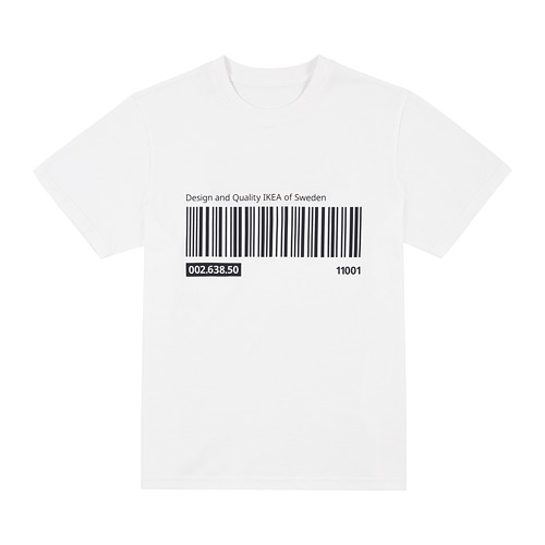 EFTERTRÄDA - t-shirt, white, L/XL | IKEA Hong Kong and Macau - PE791671_S4