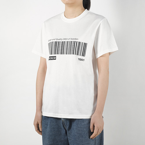 EFTERTRÄDA - t-shirt, white, L/XL | IKEA Hong Kong and Macau - PE791673_S4