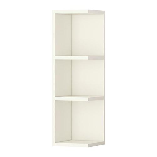 LILLÅNGEN - end unit, white | IKEA Hong Kong and Macau - PE288181_S4