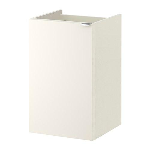 LILLÅNGEN - 單門洗手盆櫃, 白色   IKEA 香港及澳門 - PE288188_S4