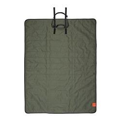 FJÄLLMOTT - 野餐墊, 深綠色/黑色 | IKEA 香港及澳門 - PE791757_S3