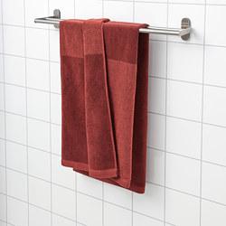 HIMLEÅN - bath towel, brown-red/mélange   IKEA Hong Kong and Macau - PE791788_S3