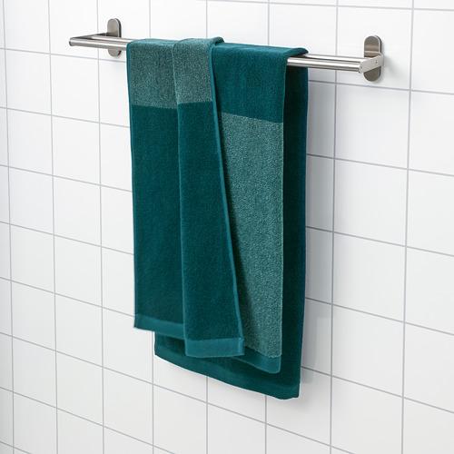 HIMLEÅN - bath towel, turquoise/mélange | IKEA Hong Kong and Macau - PE791771_S4