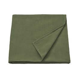 INDIRA - 床冚, 深綠色 | IKEA 香港及澳門 - PE791800_S3