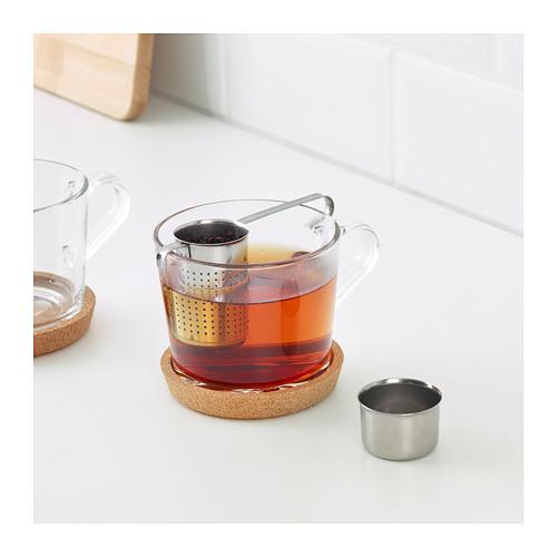 LJUDLÖS - tea infuser, stainless steel | IKEA Hong Kong and Macau - PE648486_S4