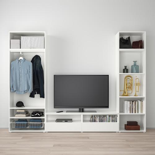 PLATSA - TV/storage comb w 6 doors+2 drawers, white/Fonnes Värd | IKEA Hong Kong and Macau - PE778372_S4