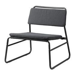 LINNEBÄCK - 舒適椅, Vissle 深灰色   IKEA 香港及澳門 - PE791909_S3