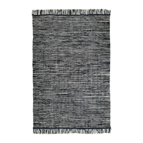KÖPENHAMN - rug, flatwoven, handmade dark grey | IKEA Hong Kong and Macau - PE648648_S4