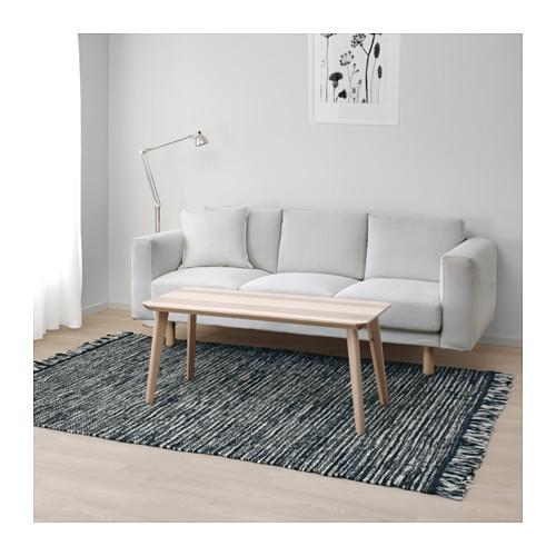 KÖPENHAMN - rug, flatwoven, handmade dark grey | IKEA Hong Kong and Macau - PE648650_S4
