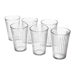 VARDAGEN - 水杯, 透明玻璃 | IKEA 香港及澳門 - PE648679_S3