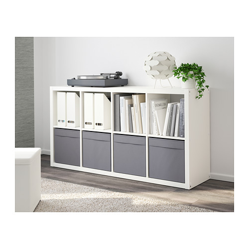DRÖNA - box, dark grey | IKEA Hong Kong and Macau - PE657159_S4