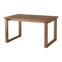 MÖRBYLÅNGA - 檯, 橡木飾面 染褐色 | IKEA 香港及澳門 - PE648686_S3