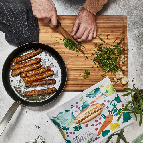 KORVMOJ - 素菜熱狗腸, 急凍 100% 蔬菜 | IKEA 香港及澳門 - PE739094_S4