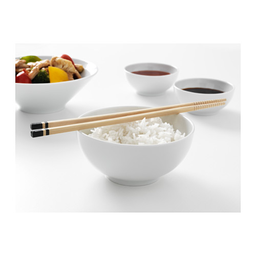 IKEA 365+ - bowl, rounded sides white, 13cm | IKEA Hong Kong and Macau - PE527630_S4