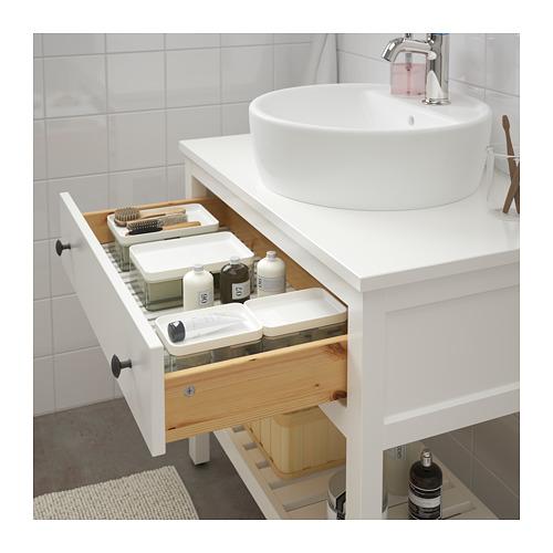 HEMNES/TÖRNVIKEN 洗手盆櫃