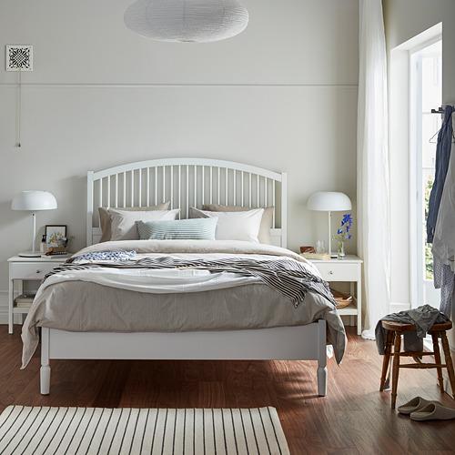 TYSSEDAL - bed frame, white | IKEA Hong Kong and Macau - PE739194_S4