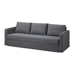 FRIHETEN - protective cover for sofa-bed, Vissle grey | IKEA Hong Kong and Macau - PE778121_S3
