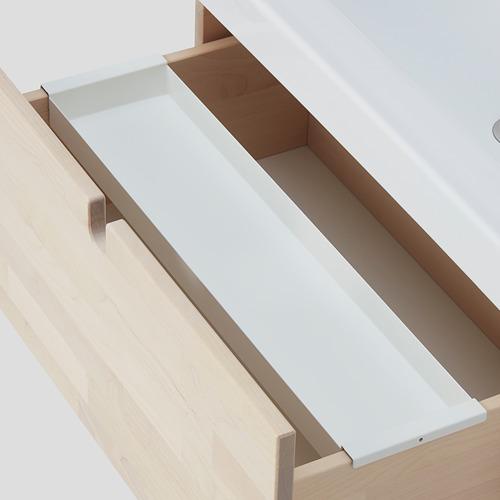 VILTO - 單抽屜洗手盆櫃, 樺木 | IKEA 香港及澳門 - PE778155_S4